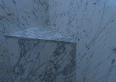 Fürdőszoba mészkőburkolat,márvány tusoló, gránit burkolat 2