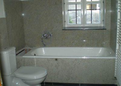Fürdőszoba mészkőburkolat,márvány tusoló, gránit burkolat 1