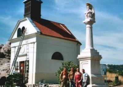 Budaörs, Szentháromság-szobor