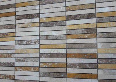 Classic Noce Yellow mozaik, 1,5x10cm